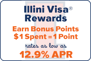 Illini Visa Rewards Credit Card