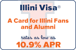 Illini Visa Credit Card®