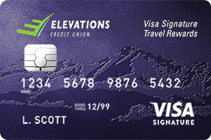 Visa Signature Travel Rewards