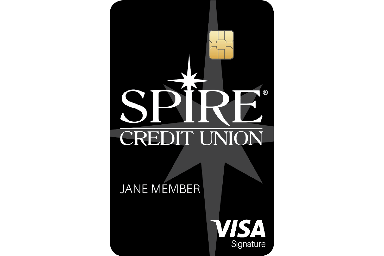 SPIRE Signature Credit Card