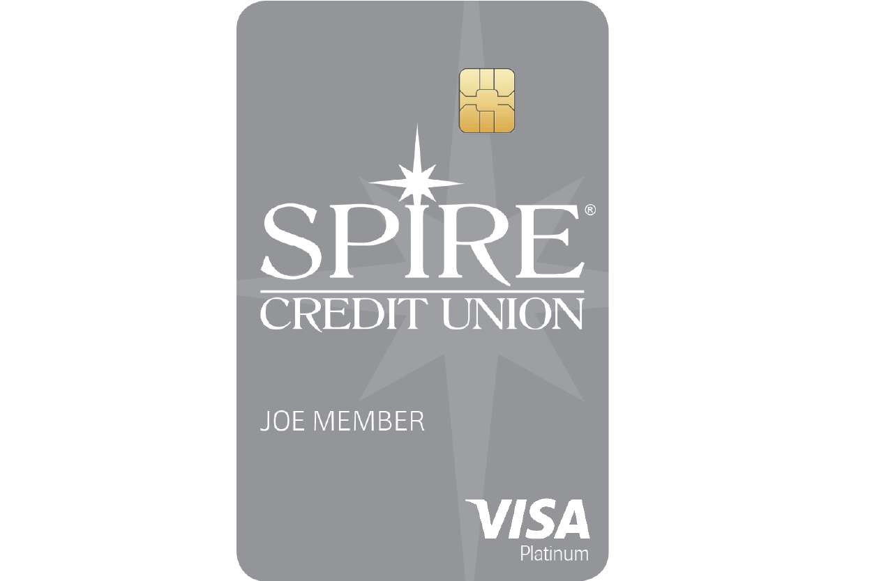SPIRE Platinum Credit Card