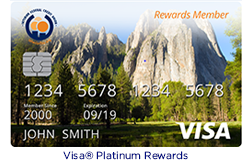 Visa Platinum Rewards